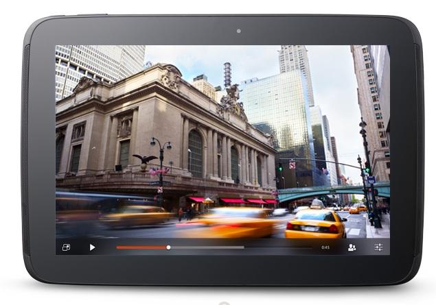 Ubuntu per tablet, controlli delle app