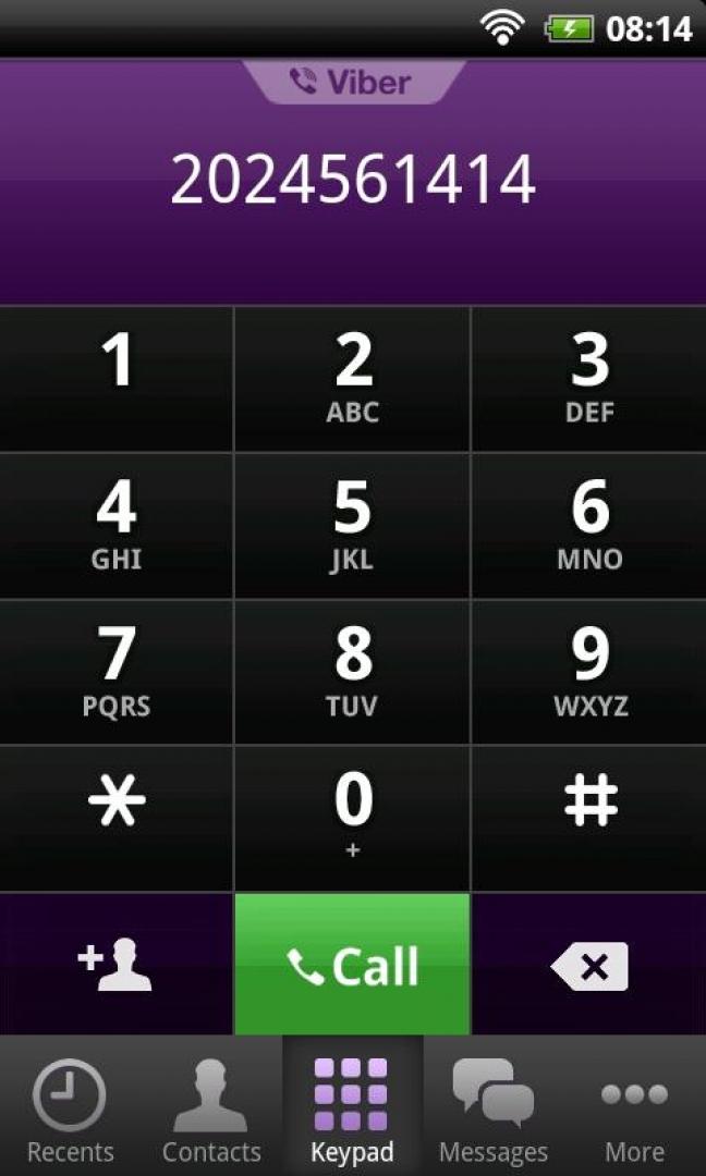 Viber per Android