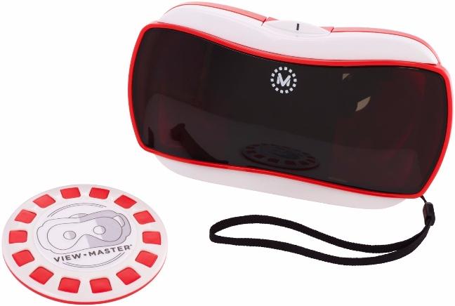 View-Master: il visore VR di Mattel e Google