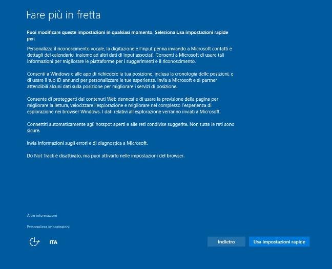 Windows 10 build 10240