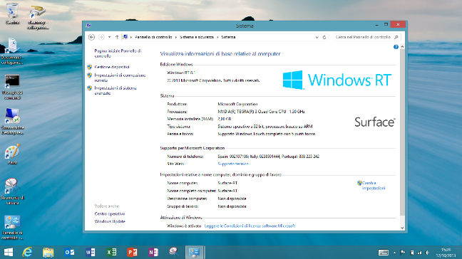 Windows 8.1 RT