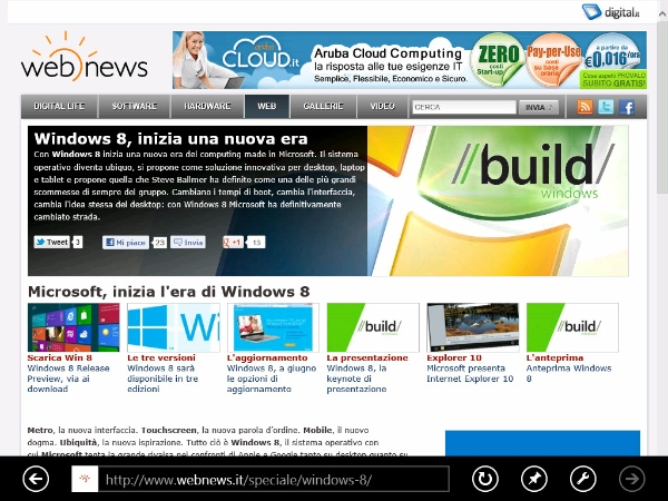 iWindows 8 Release Preview
