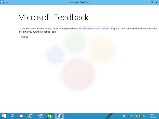 Windows 9 build 9834 (leaked)