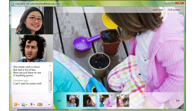 Windows Live Messenger - Immagine 1