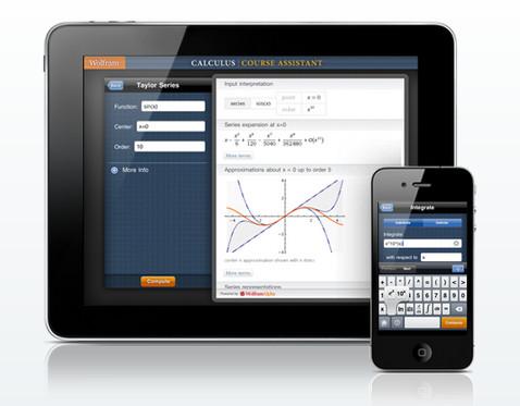 Wolfram Alpha Calculus