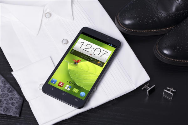 ZTE Grand Memo con Android Jelly Bean