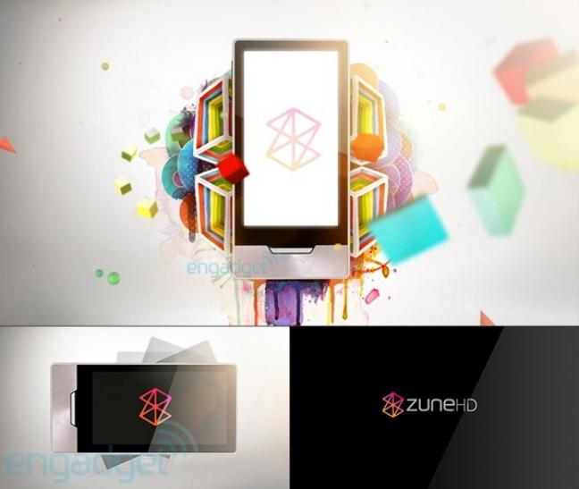 Zune HD, prima immagine rivelata