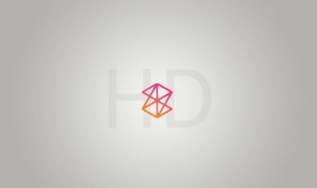 Zune HD, logo