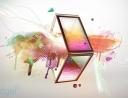 Zune HD, artwork