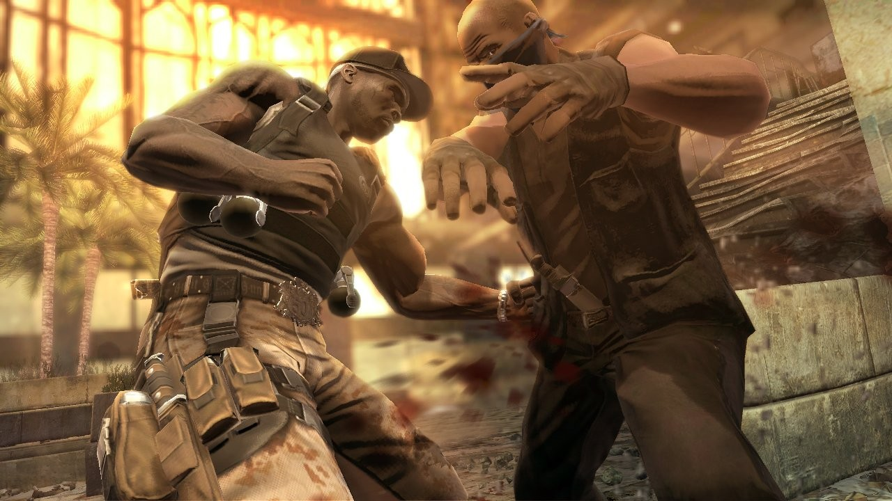 50 Cent: Blood on the Sand - Screenshot