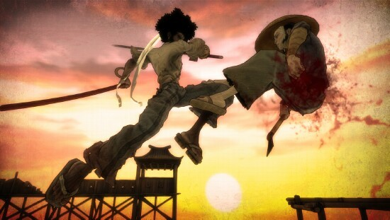 Afro Samurai - Gameplay