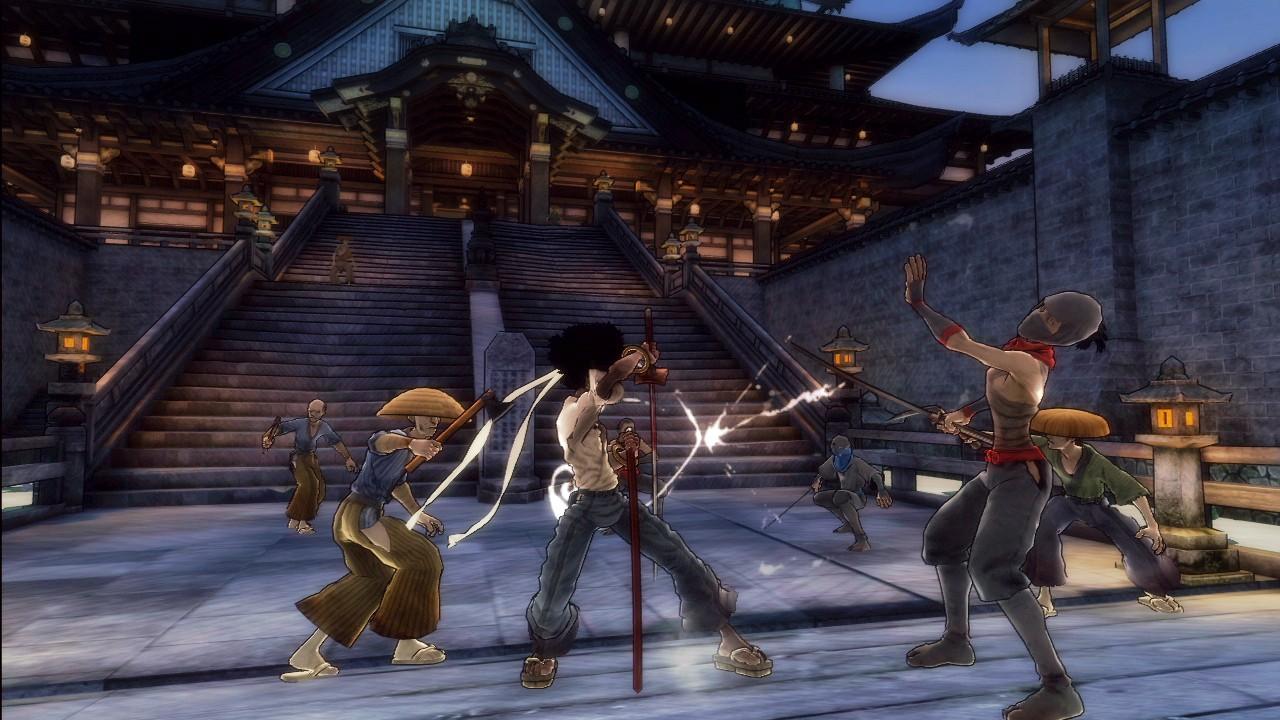 Afro Samurai - Ingame