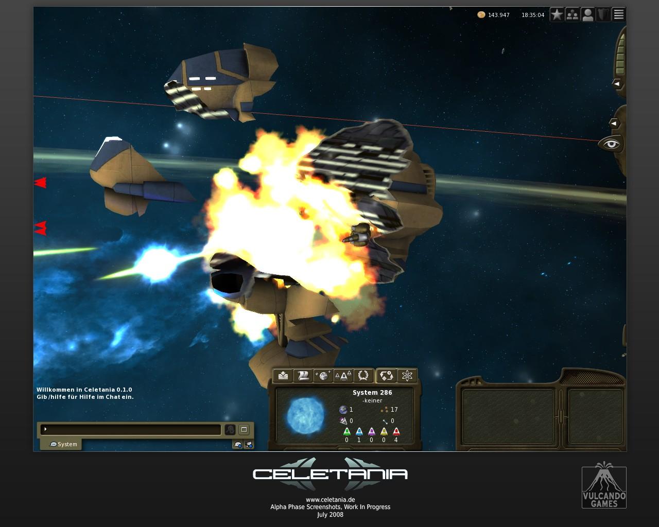 Celetania - Gameplay