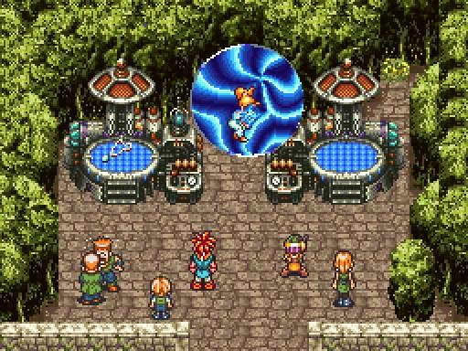 Chrono Trigger DS - Screenshots