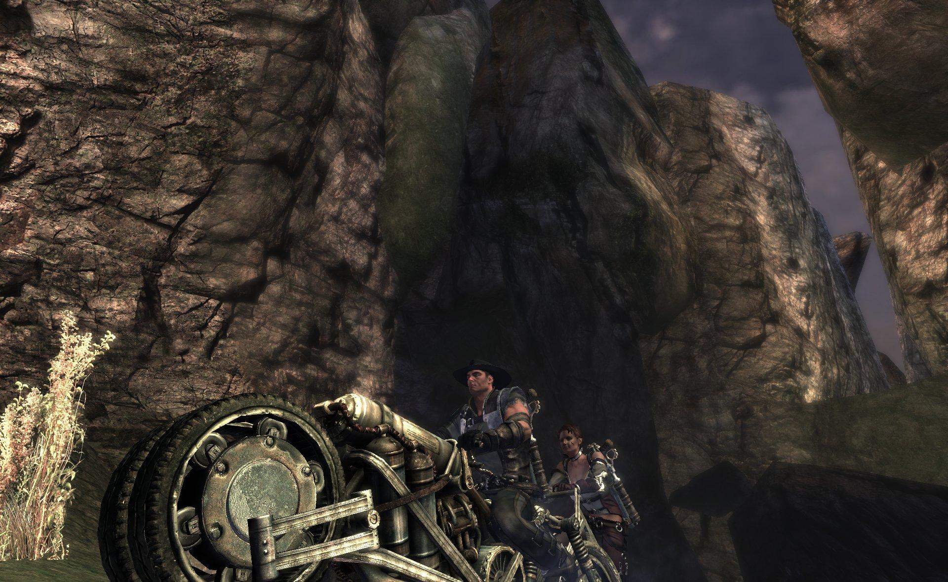 Damnation - Screenshots