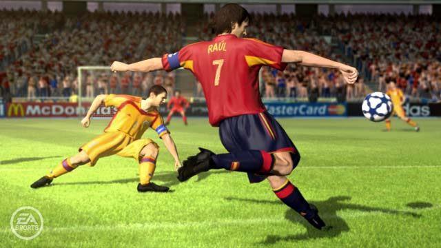 FIFA 09 - Ingame
