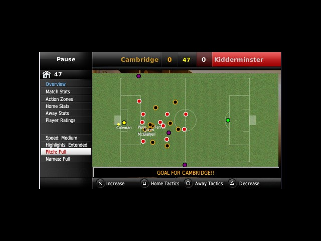 Football Manager 2009 - PSP