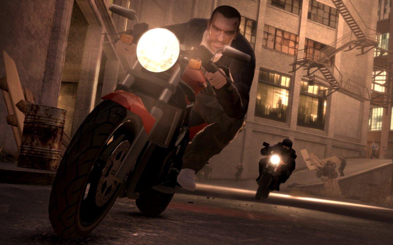 Grand Theft Auto IV - PC Ingame