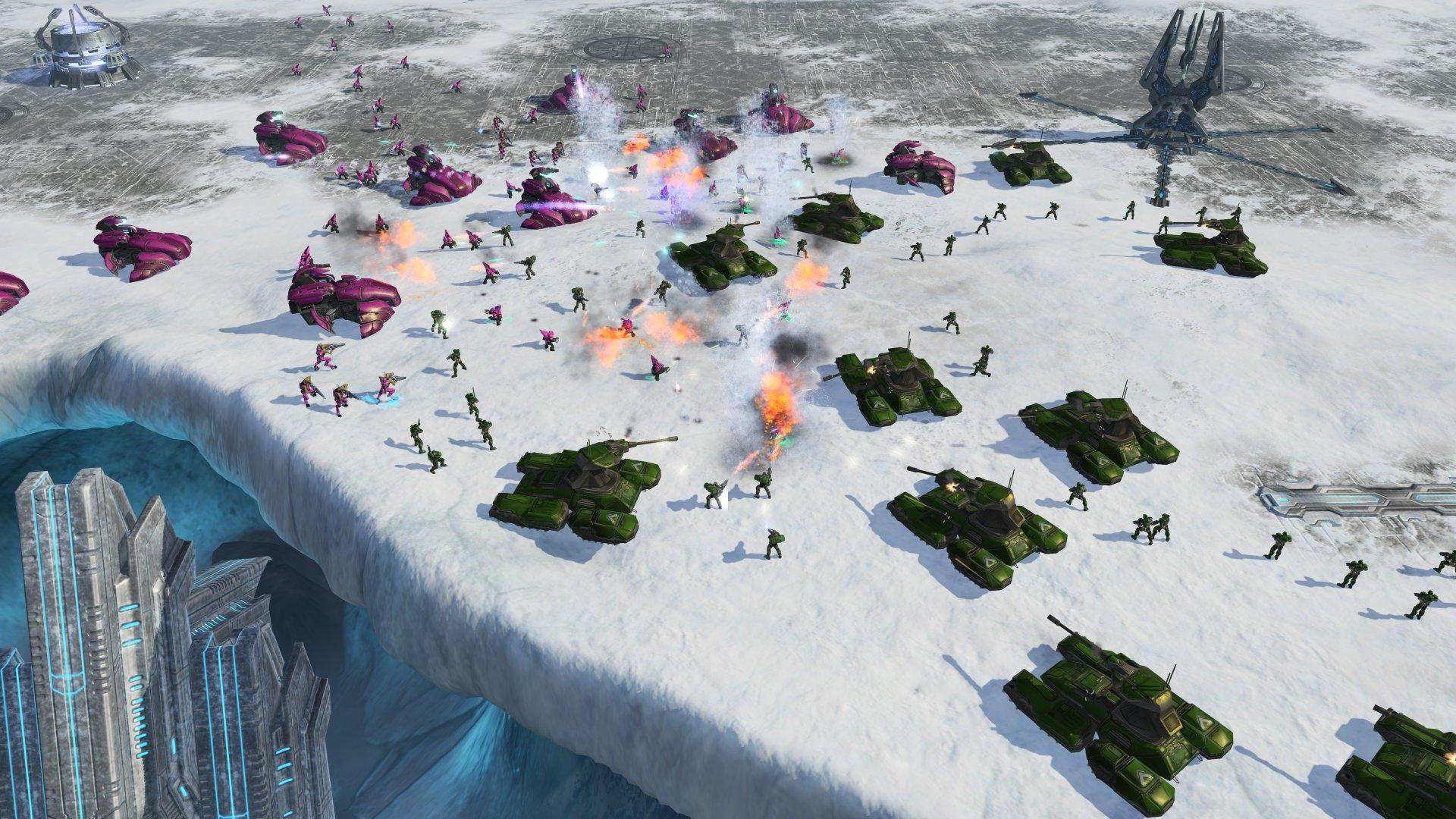 Halo Wars - Gameplay