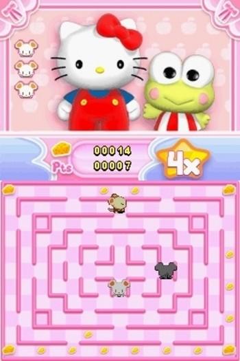 Hello Kitty: Big City Dreams - Ingame