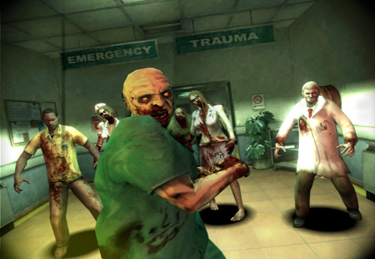 House of the Dead: Overkill - Ingame