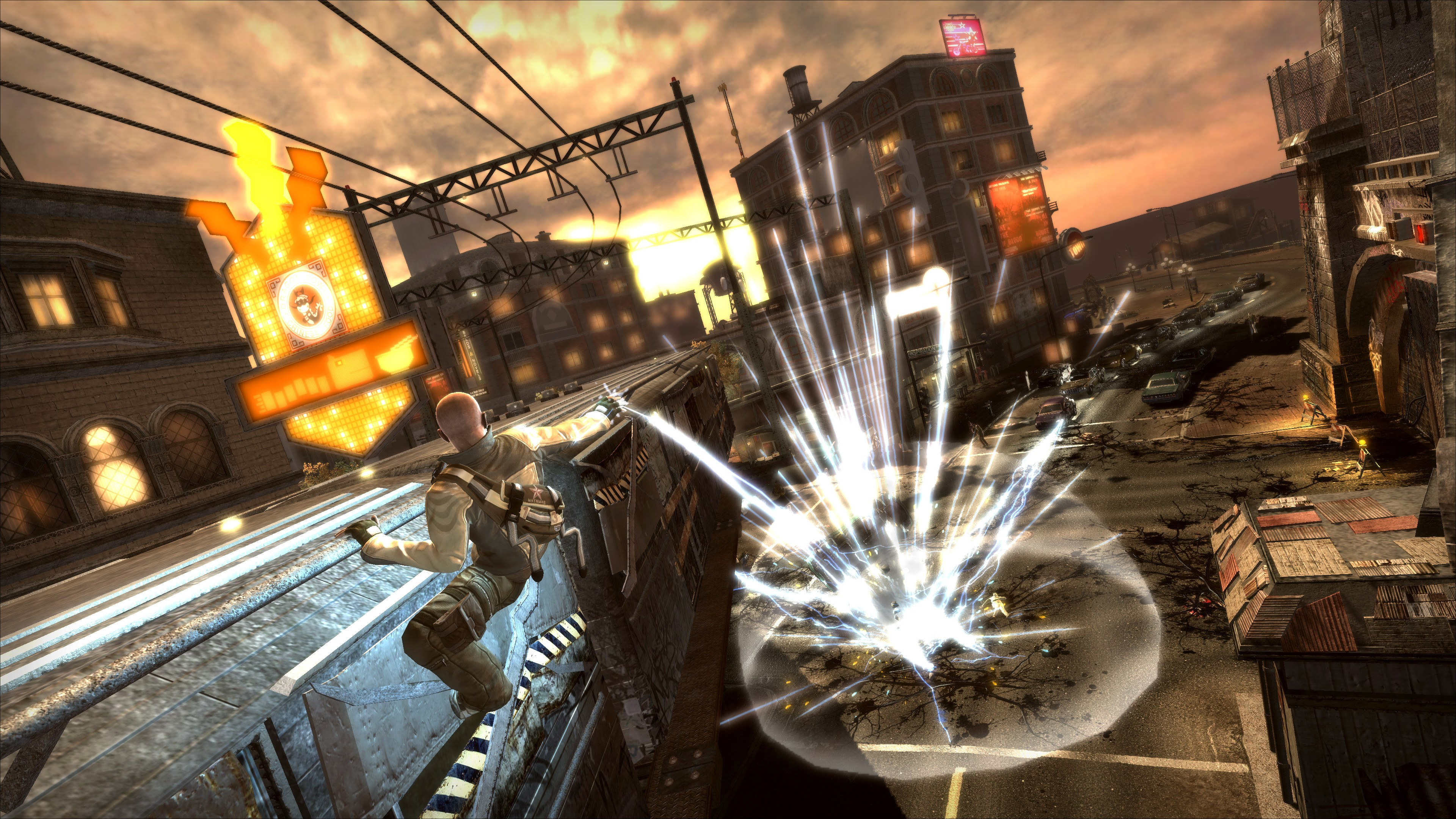 inFamous - Gameplay
