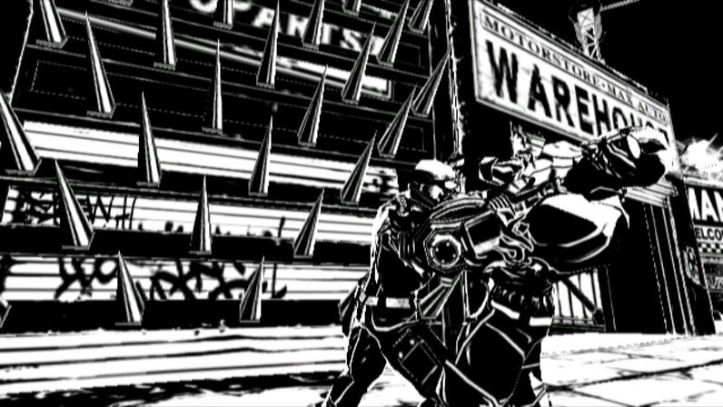 MadWorld - Gameplay
