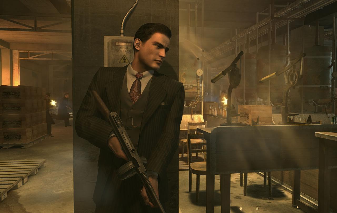 Mafia 2 - Gameplay
