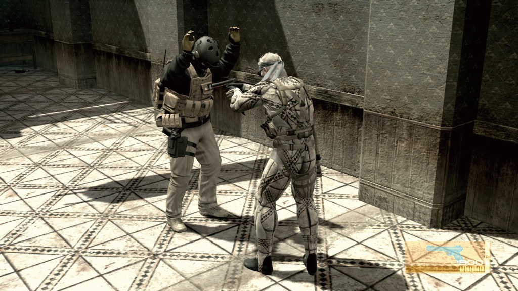 Metal Gear Solid 4 - Gameplay