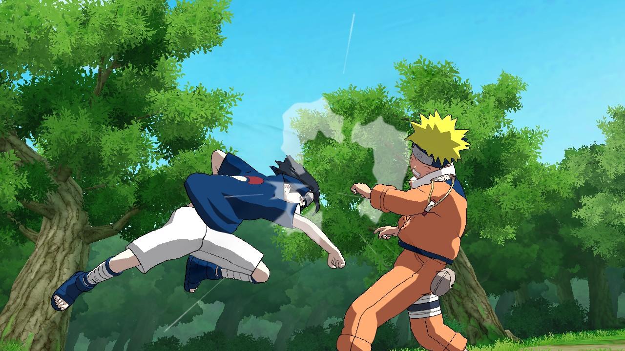 Naruto: Ultimate Ninja Storm - Ingame