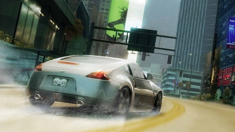 Need for Speed Undercover - Nissan 370Z
