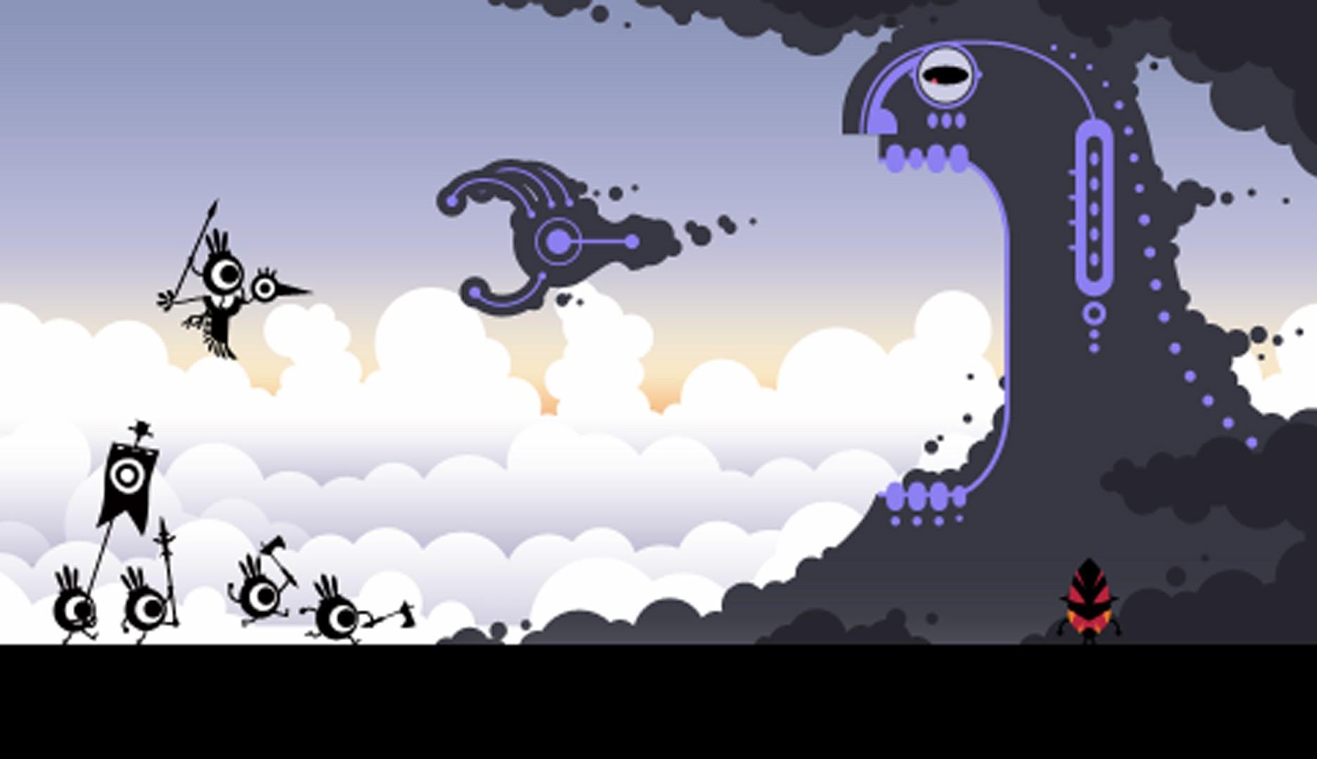 Patapon 2 - Gameplay