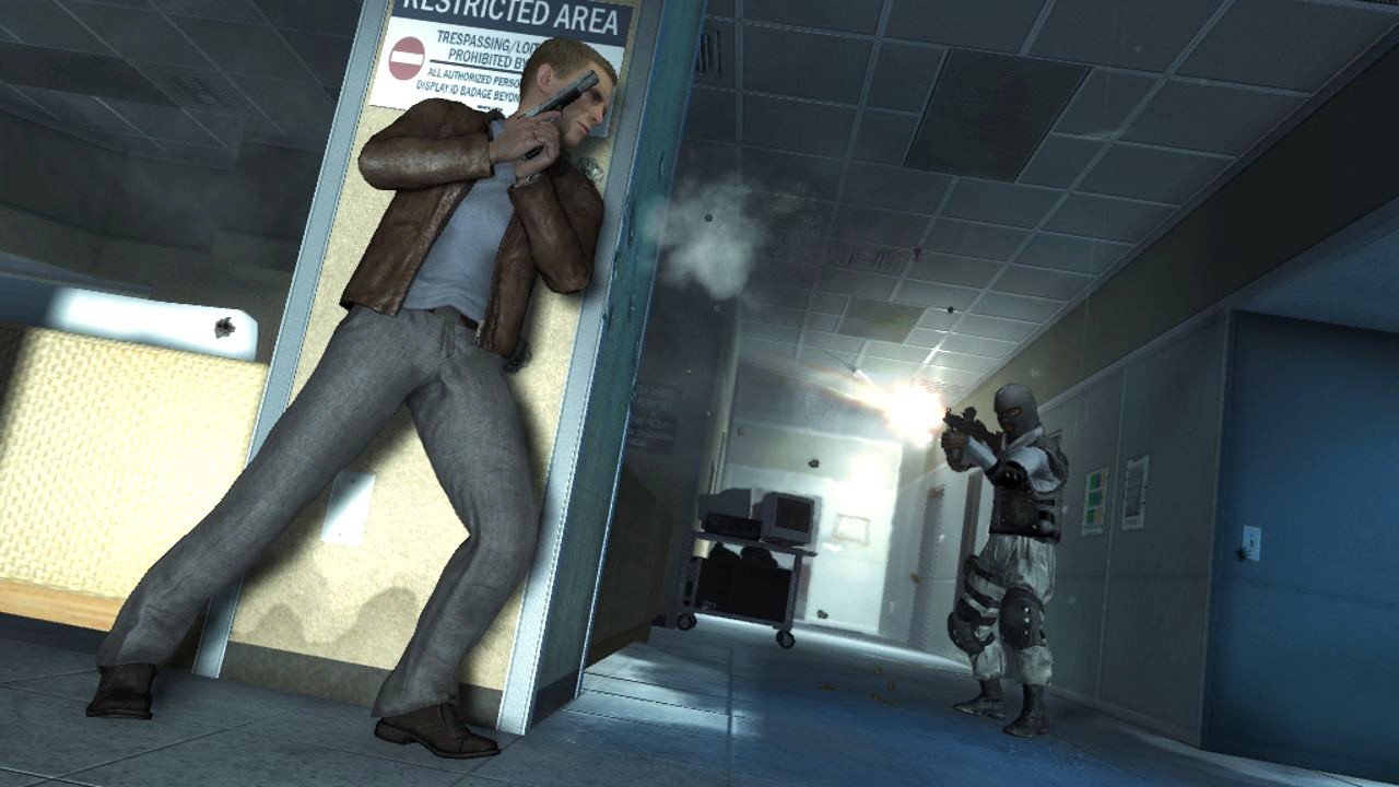 Quantum of Solace: The Game - Gameplay