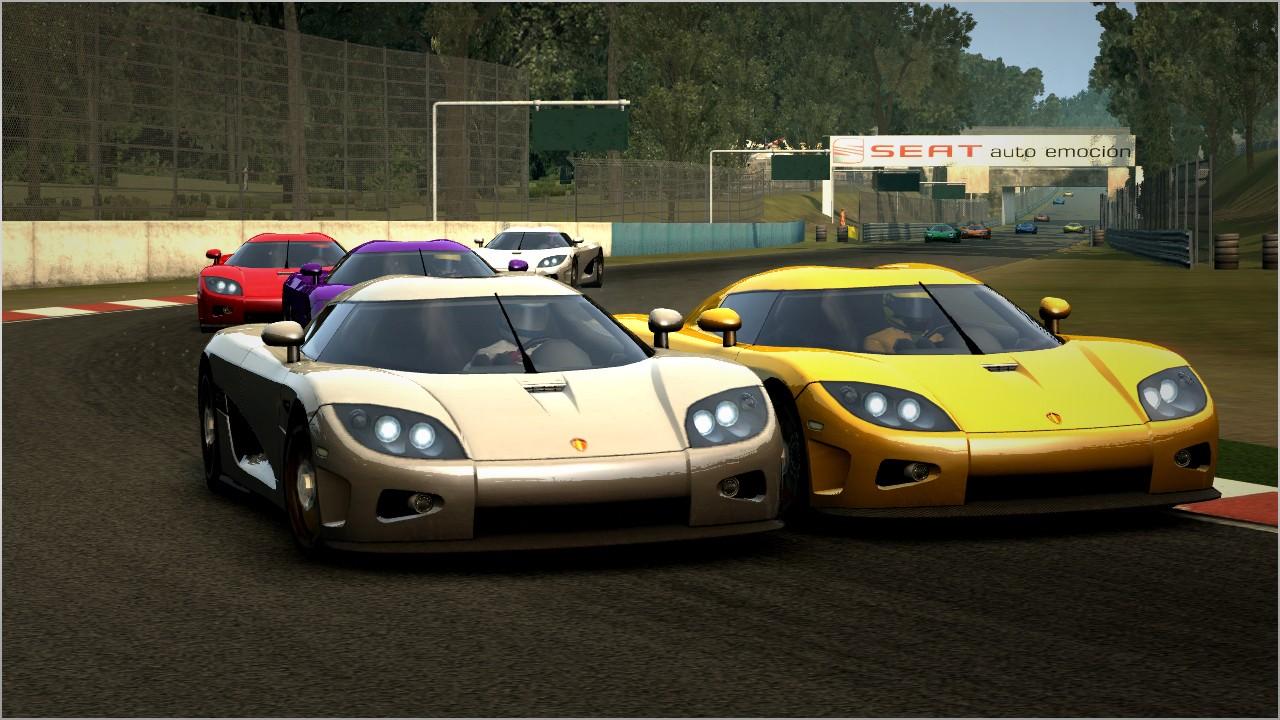 Race Pro - Gameplay