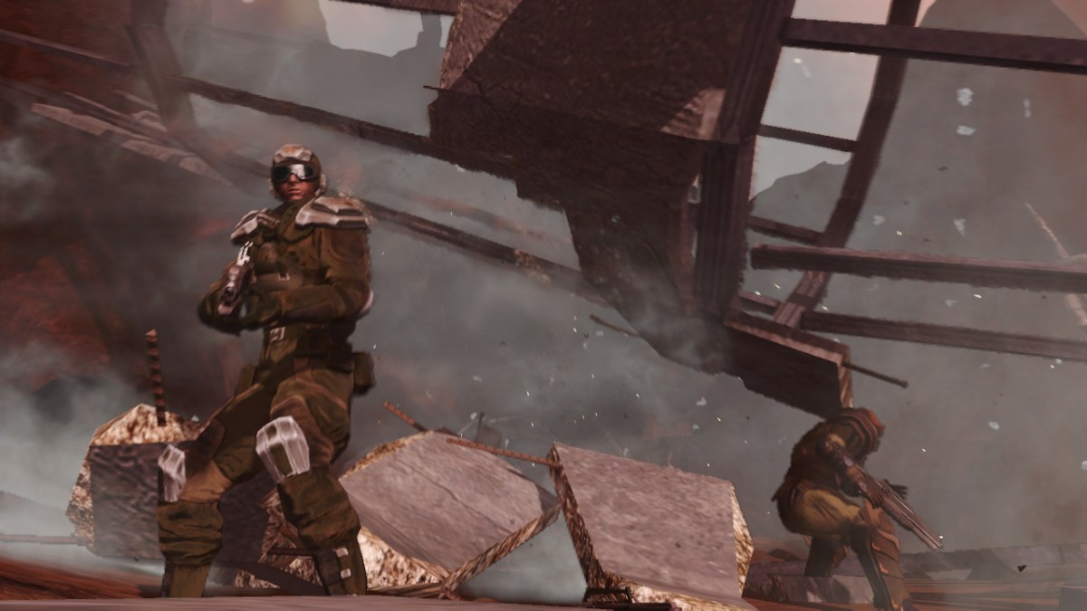 Red Faction: Guerrilla - Gameplay