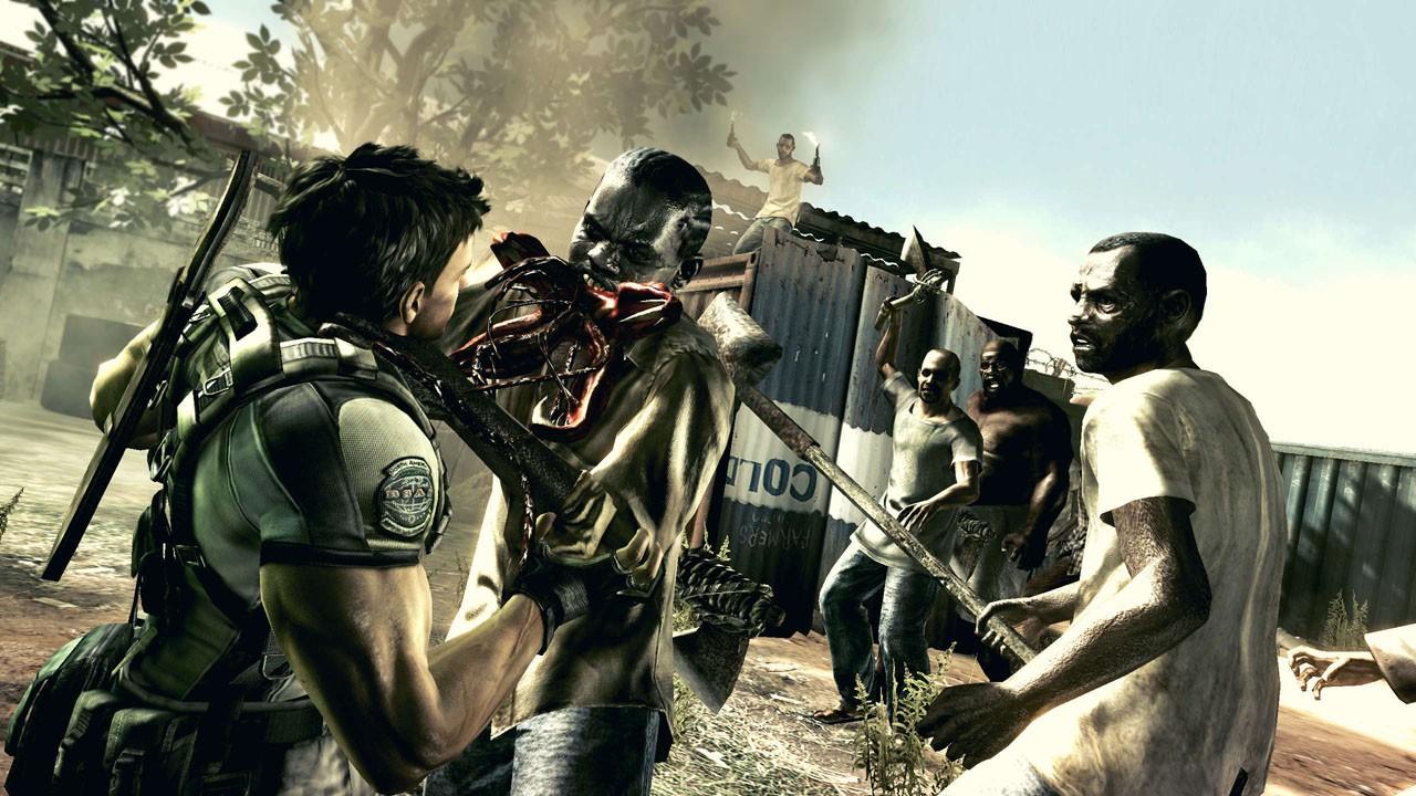 Resident Evil 5 - Screenshot