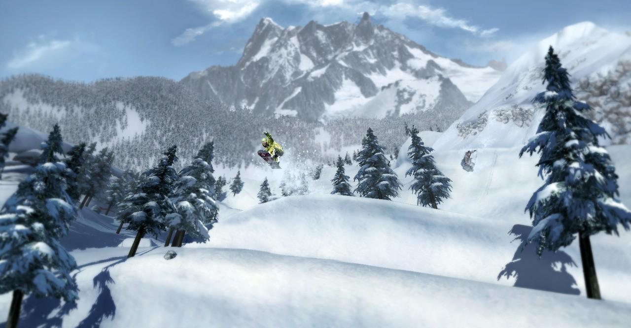 Shaun White Snowboarding: Ingame
