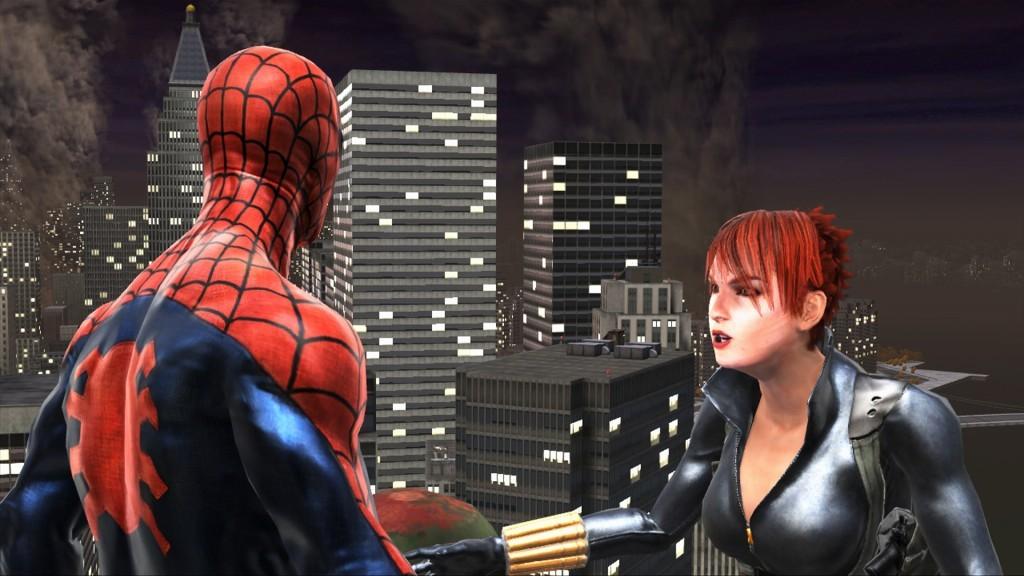 Spider-Man: Il Regno delle Ombre - Gameplay
