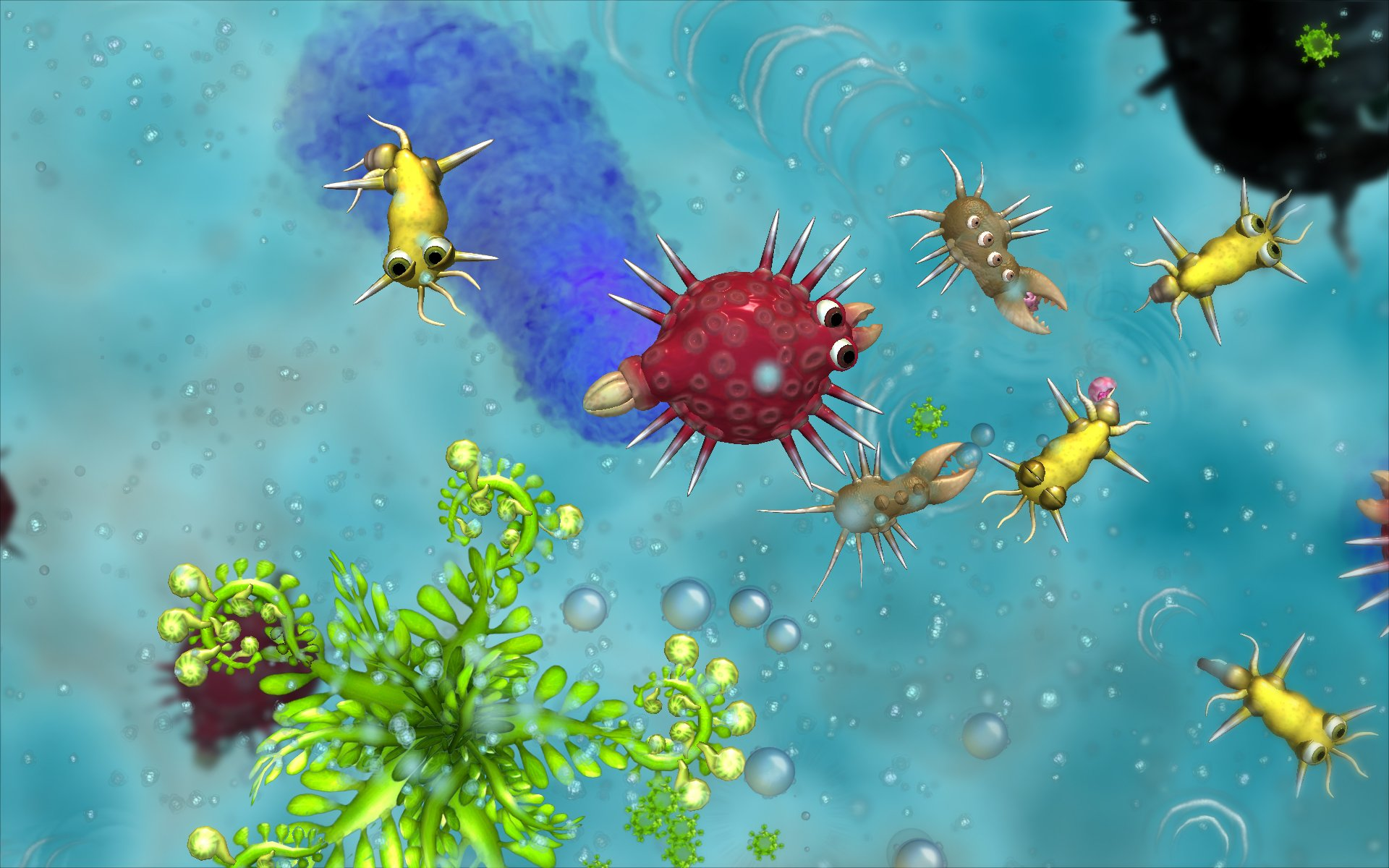 Spore - Gameplay