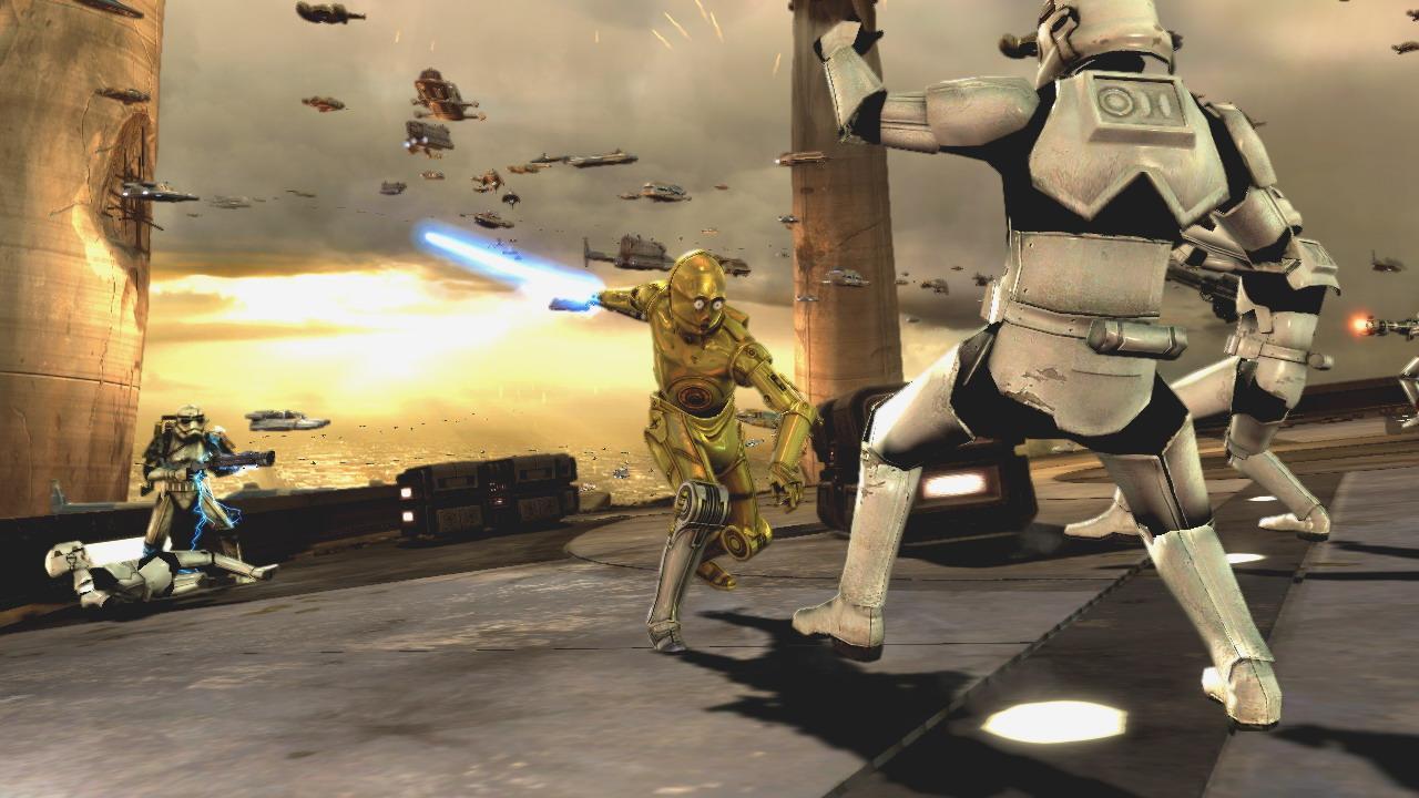 Star Wars: Il potere della forza - Nuovi screenshoot