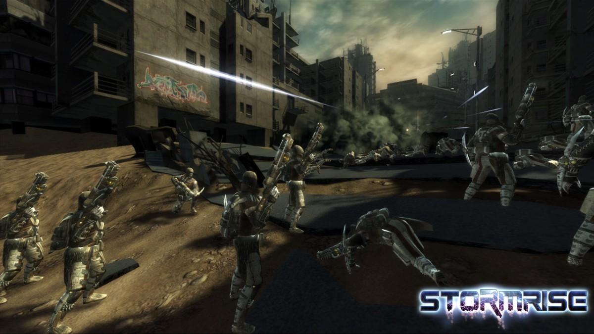 Stormrise - Gameplay