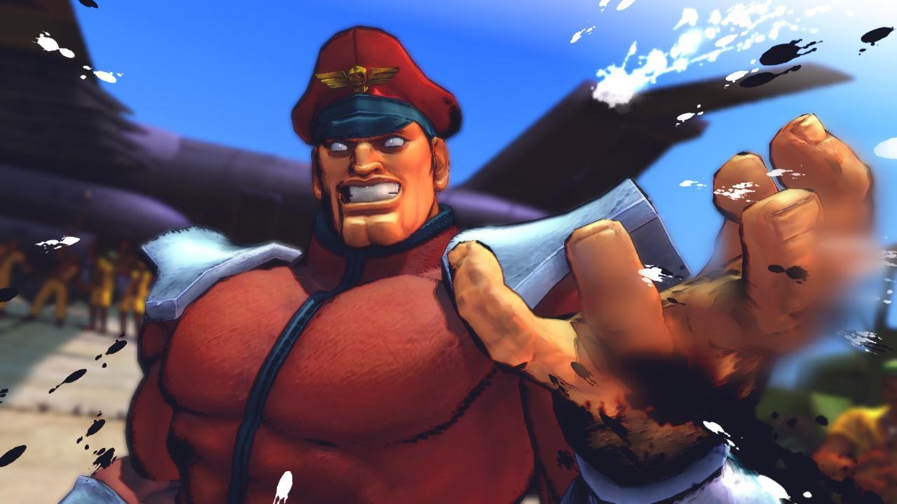 Street Fighter IV - Gameplay