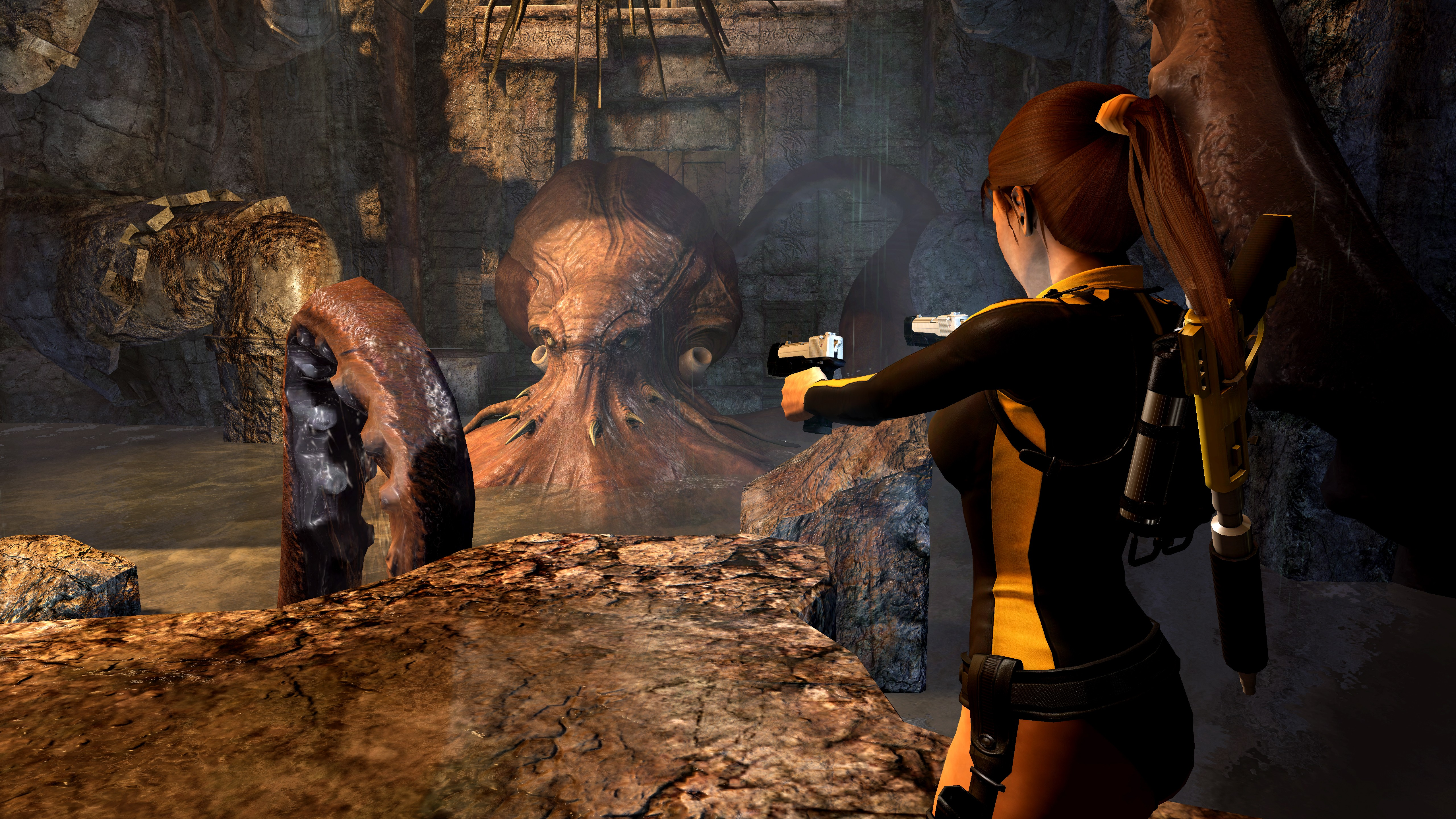 Tomb Raider: Underworld - Ingame