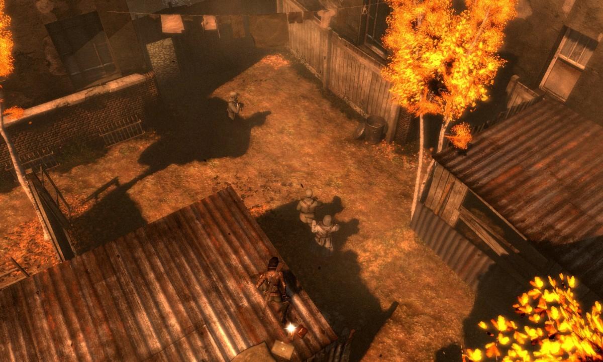 Velvet Assassin - Gameplay