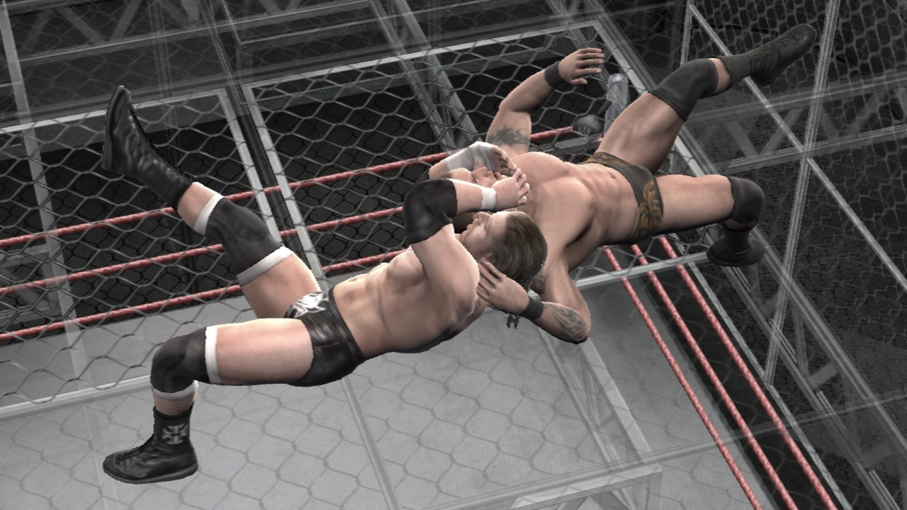 WWE SmackDown vs. Raw 2009 - Ingame