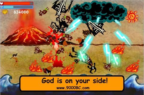 9000 BC - Screenshot