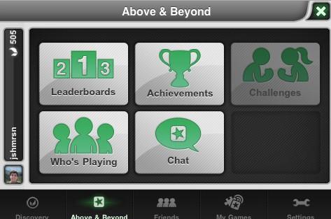 Above & Beyond Air Combat - Screenshot