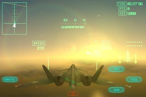 ACE COMBAT Xi: Skies of Incursion - Screenshots