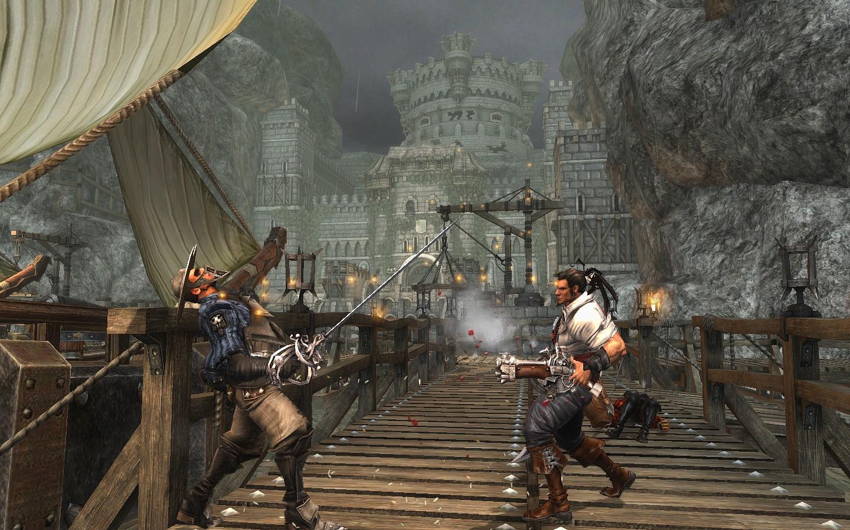 Age of Pirates: Captain Blood - primi Screen