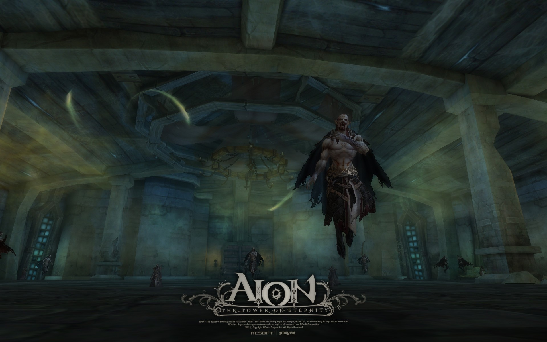 Aion: Tower of Eternity - Ambienti